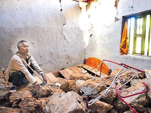 Villagers near Manipur quake epicentre in shock