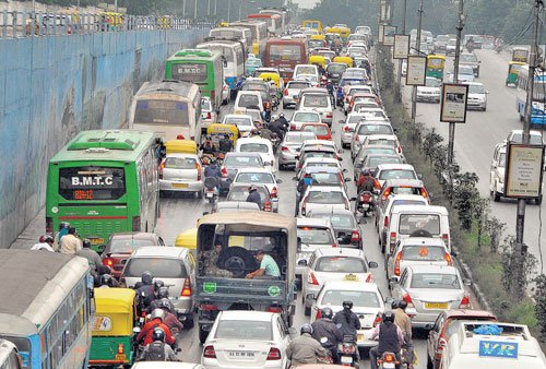Less congestion reducing local pollution: Experts on odd-even