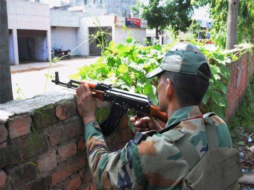 Alert in Gurdaspur after locals report suspicious movement
