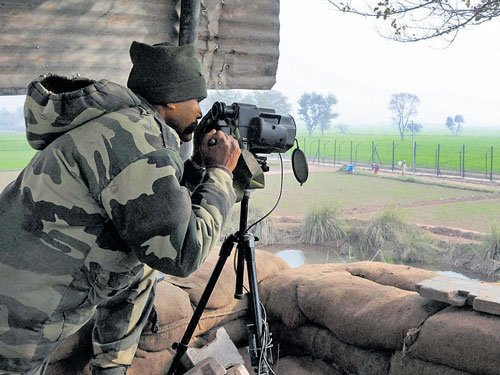 High alert in Gurdaspur, Pathankot dists