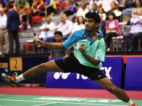 India's Siril Verma tops junior Badminton World Federation rankings