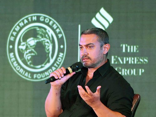 Respect govt's decision to discontinue my services: Aamir Khan