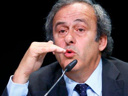 Platini withdraws bid for FIFA presidency