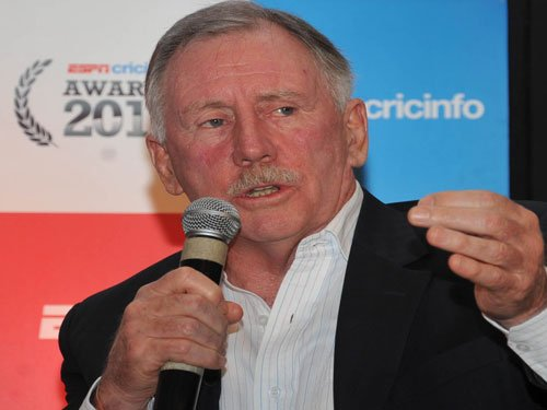 Ian Chappell calls for wordwide ban on Gayle