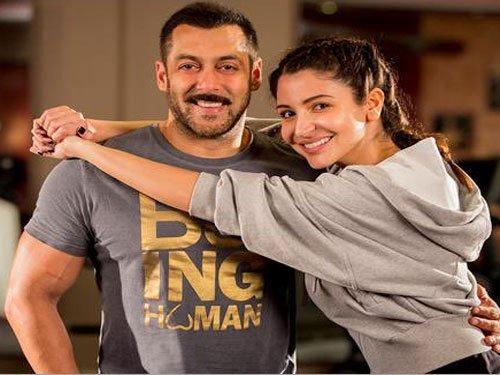 Anushka to star opposite Salman in 'Sultan'