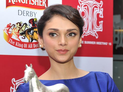 Being an outsider, I'm working with good people: Aditi Rao Hydari