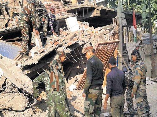 Assam Rifles, the unsung heroes