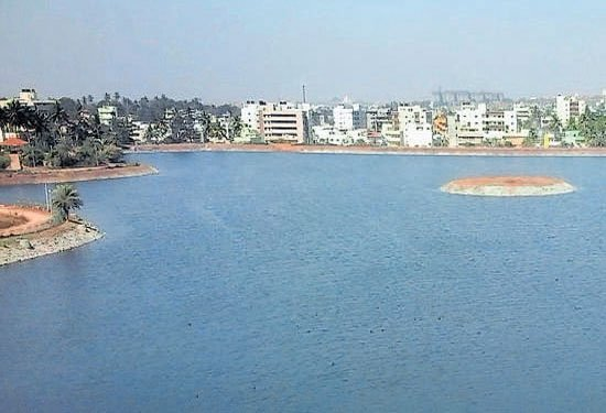 Big-ticket builders, firms among lake encroachers in Bengaluru