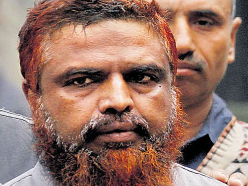 Bengaluru cleric linked to suicide bombing plot