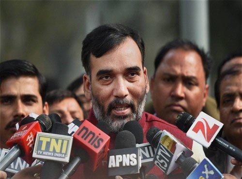 Delhi govt to not extend odd-even scheme beyond Jan 15: Rai