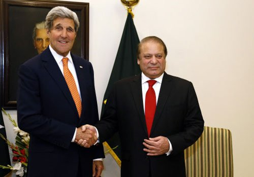 Kerry calls up Sharif who promises him 'swift' action