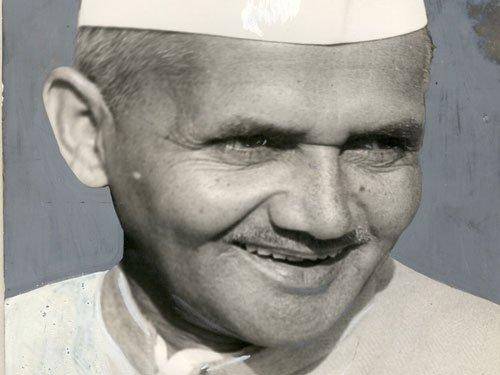 Lal Bahadur Shastri symbolized the 'idea of India'