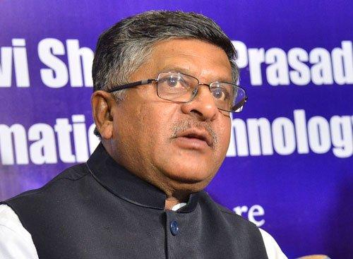 Will take structured view on net neutrality: Prasad