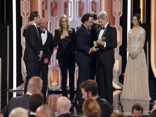 Golden Globes: 'The Revenant', 'The Martian' named best films