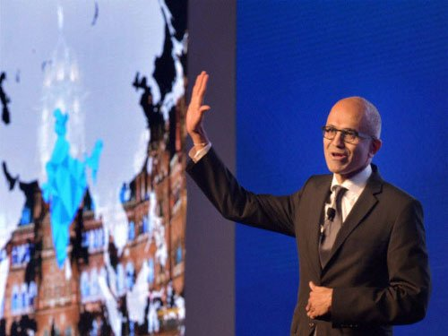 Satya Nadella gets coveted seat for Obama address
