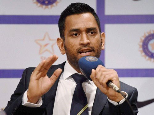 Domestic circuit not producing enough finished products: Dhoni