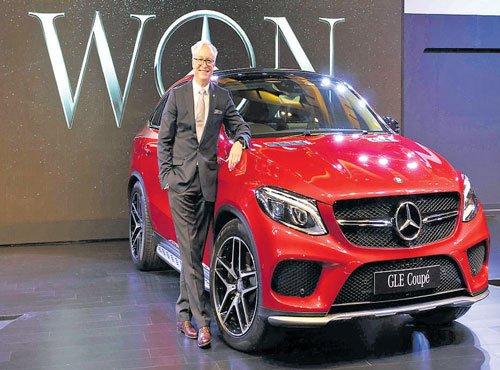 Merc plans 12 new models