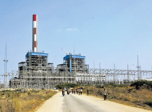 Power generation trials at Yermarus plant this month-end