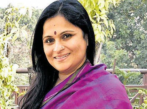 Bengaluru-based activist gets  Neerja Bhanot award