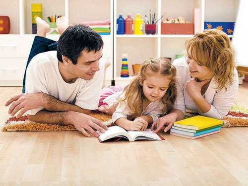 Factors that lead to separation of parents of small kids
