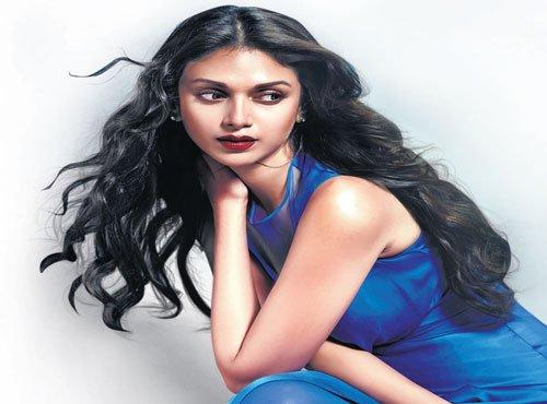 Talent should do the talking, not body type: Aditi Rao Hydari