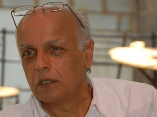 Shouldn't be scared from threats to curb voice: Mahesh Bhatt