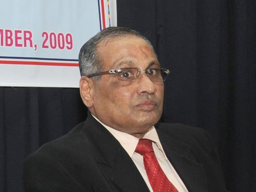 Complaint accuses Justice Nayak of violating housing society bye-laws
