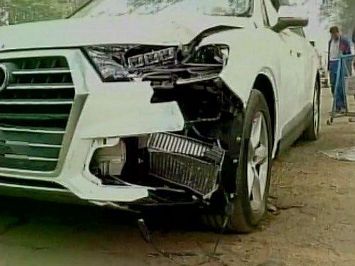 Speeding Audi mows down IAF officer in WB