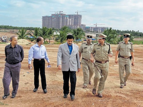 Plan to protect recovered land in B'luru from encroachments
