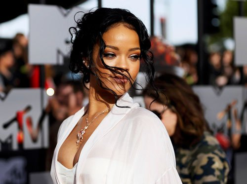 Rihanna named most marketable star