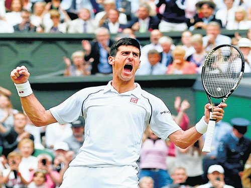 Djokovic, Serena top Australia Open seeding lists