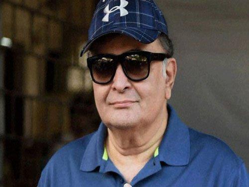 Rishi Kapoor supports Kiku Sharda