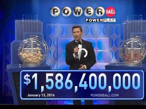 Several winners hit $1.6 bn US lottery jackpot