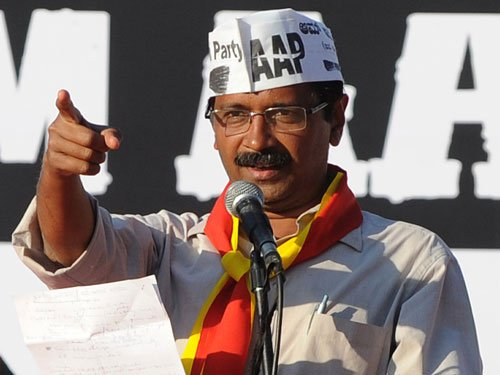 Badals ruined Punjab, oust them from power: Kejriwal