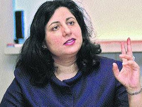 Infosys appoints Punita Sinha on board; faces flak on Twitter