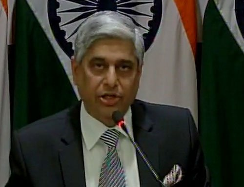 Entire J-K including PoK our integral part, asserts India