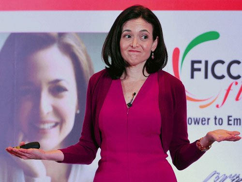 Facebook's COO gives $31 million to charity
