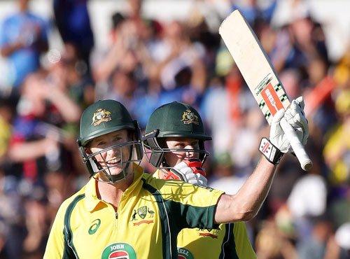 Australia win another run fest