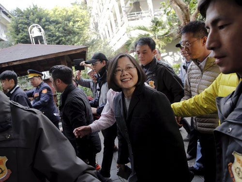 Taiwan gets first female President in historic polls