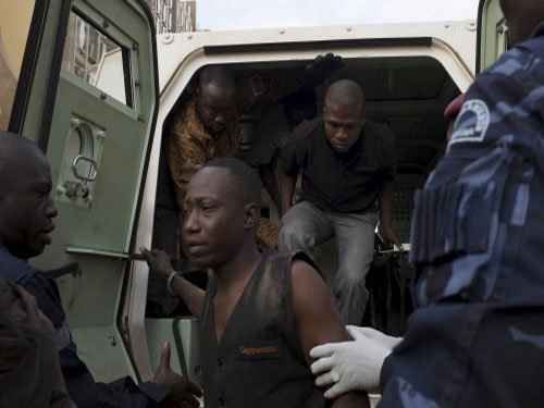 2 Indians among 126 rescued from Burkina Faso restaurant