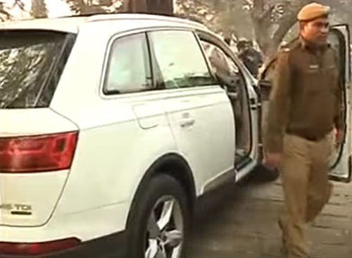Ex-MLA's son was driving car that killed IAF officer: Police