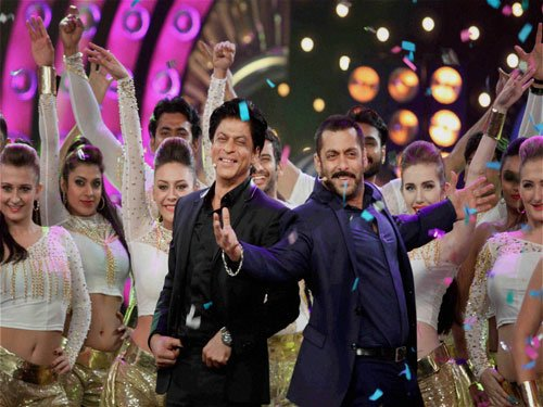 Case against SRK-Salman for hurting Hindu sentiments