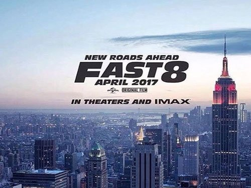 Vin Diesel releases first picture of 'Fast and Furious 8'