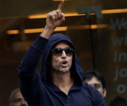Hrithik injured on 'Mohenjo Daro' sets