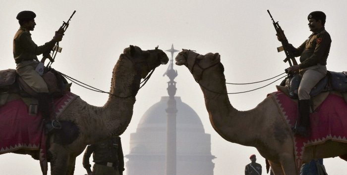No camel contingent at R-Day parade for first time in 66 years