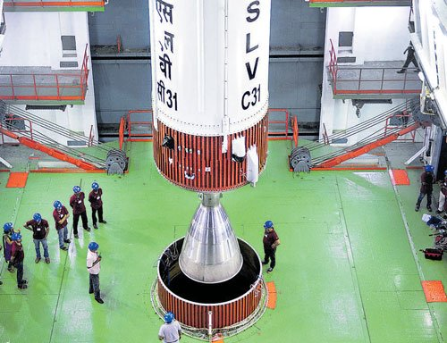 Isro's next PSLV to carry indigenous navigation satellite