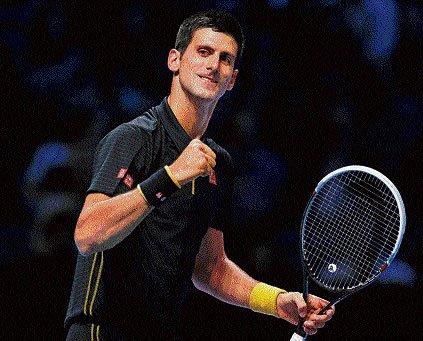 Spotlight on Djokovic, Serena