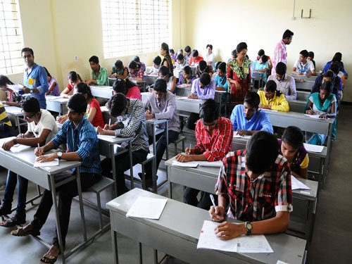 Aptitude test may replace JEE Mains