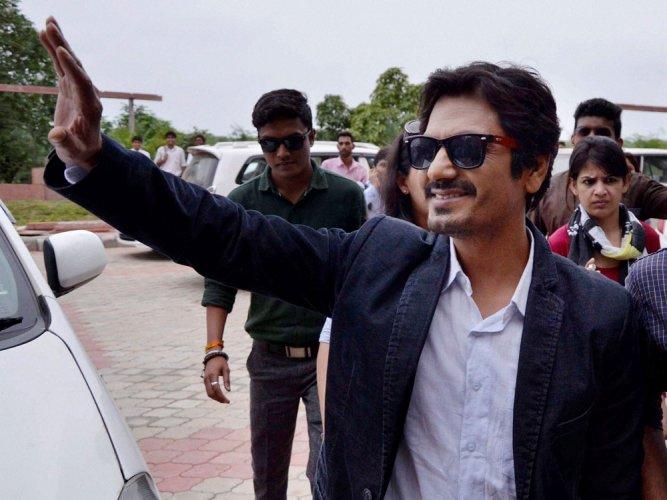Nawazuddin Siddiqui files cross-FIR against five people