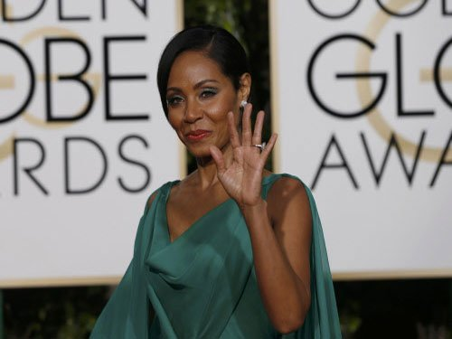 Jada Pinkett-Smith debates boycotting 'so white' Oscars